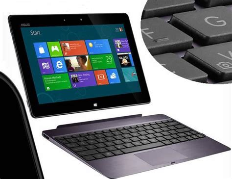 Tablet Asus Windows 8 Di Indonesia windows 8 rt tablet asus 600 on review price availability
