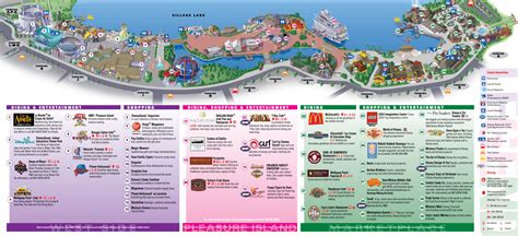 disney world orlando map with hotels downtown disney map for downtown disney orlando