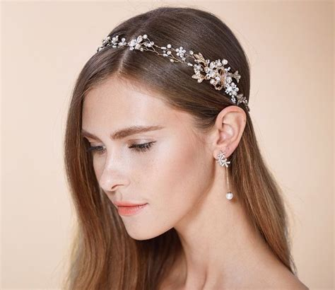 Handmade Hair Accessories Uk - 111 best flower power headbands crowns and hair pins