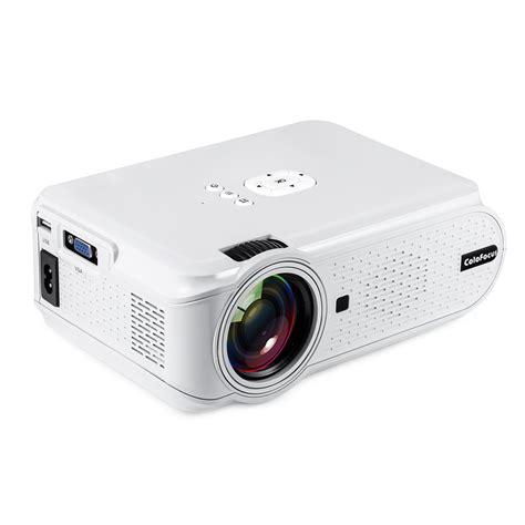 Proyektor Mini Proyektor Mini hd projector home mini projector with 1080p