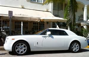 White Rolls Royce Phantom White Rolls Royce Phantom Coupe Cars On The