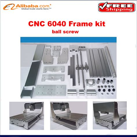 Rack Milling Machine by Free Shipping Cnc 6040 Router Frame Kit Cnc 6040z