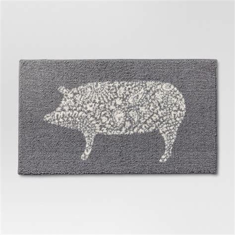 Threshold Kitchen Rug Kitchen Rug Pig Threshold Target
