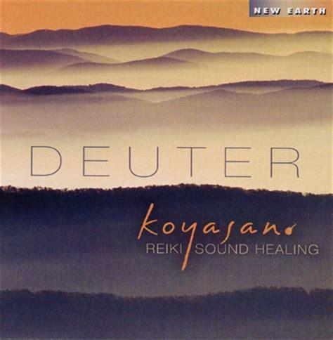 deuter koyasan reiki sound healing