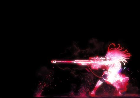 girl themes for pc free download sniper girl fire cooldred art new xp wallpapers
