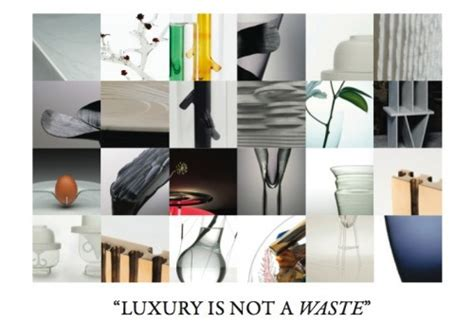 Luxury Garbage And Why Not by Basile Arteco