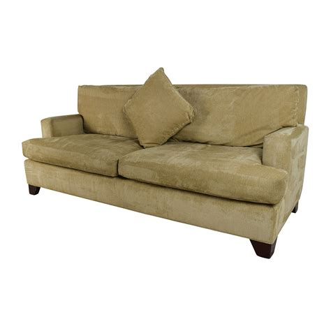 track arm sofa 85 off baker furniture baker furniture track arm sofa