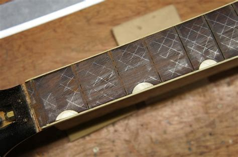 Should Fret If Photos Surface by Guitar Re Fretting S Instrument Services