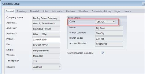 bank account details bank accounts overview decezy promotions business software