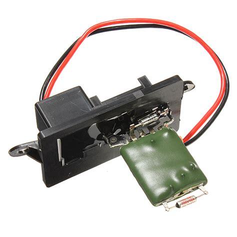 2005 chevy trailblazer blower motor resistor replacement how to change blower motor resistor 2005 chevy trailblazer 28 images blower motor resistor