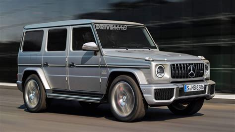 g class 2018 we take a look at the design of the next generation