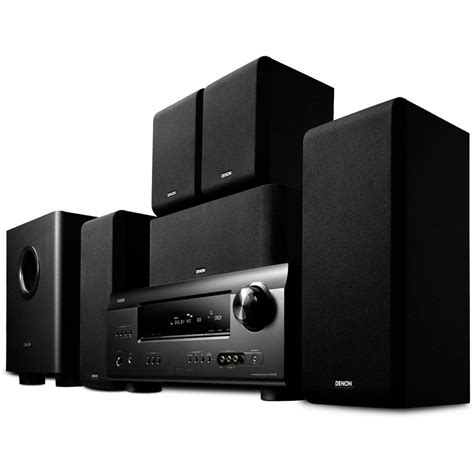 denon dht 391xp home theater system dht 391xp b h photo
