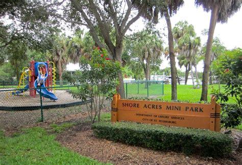 St Mini Mba Reviews by Shore Acres Mini Park Parks St Petersburg Fl