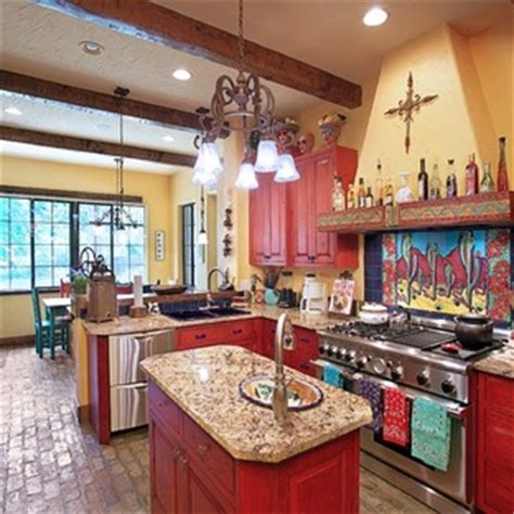 Southwest Decor Style Ideas For Your Colorful Southwestern Southwest Kitchen Designs
