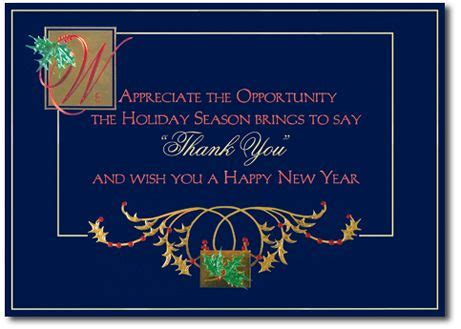 business new year greetings text business cards appreciation card link