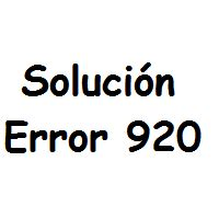 Play Store Error 920 Play Store Soluci 243 N Error 920