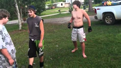 blake anderson backyard wrestling blake vs dylan youtube