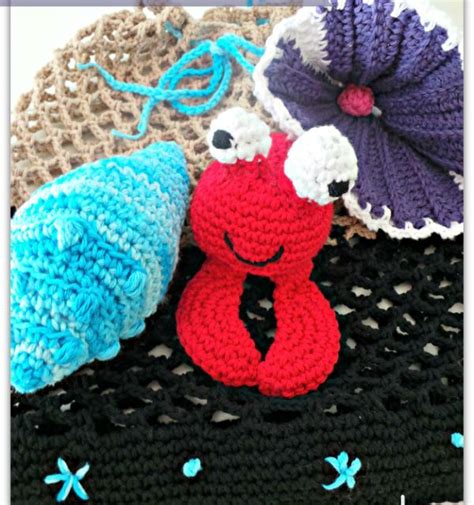 crochet animal bag pattern free crochet patterns beach bag crab and shell crafts