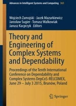the 10th conference on computational methods in systems theory and engineering of complex systems and