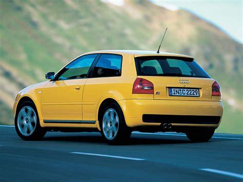 Audi S3 03 by Audi S3 8l 2001 03