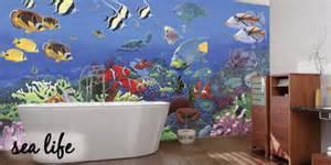 Sea Life Wall Murals Sea Life Murals