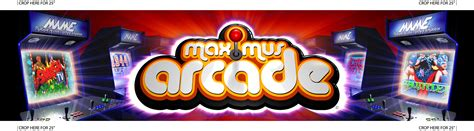 Design Your Own Home Game arcade software freebies maximus arcade