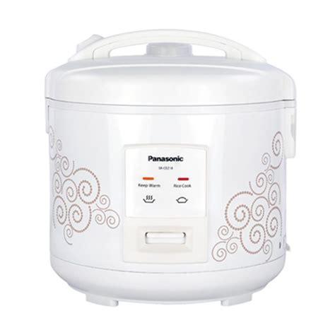 Daftar Rice Cooker Panasonic jual panasonic sr cez18spsr rice cooker harga kualitas terjamin blibli