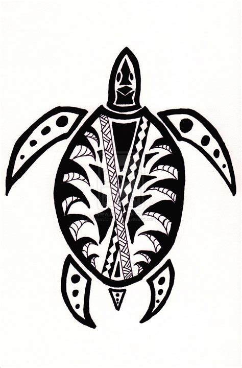 tribal print tattoo tribal print animals tribal turtle by danssketches