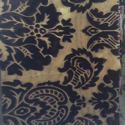 printed velvet upholstery fabric printed burnout velvet fabric for sofa silk velvet fabric