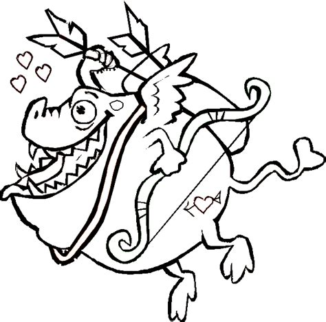 pin coloring page cupid p9824jpg on pinterest