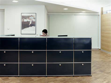 usm haller credenza as office storage office storage unit
