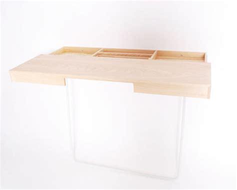 Shifty Desk by Daniel Schofield Design Milk
