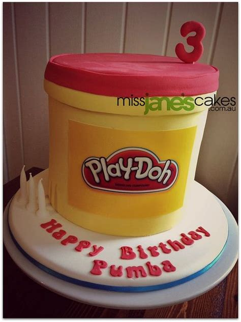 Dun Doh Birthday Cake 1000 images about play doh ideas on