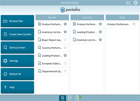 run web layout oracle reports business analytics pentaho documentation