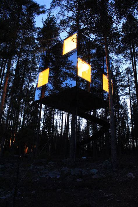 the treehotel in sweden for nature lovers 171 twistedsifter treelovers check out or in to rather sweden s hotel of