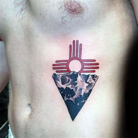 zia symbol tattoo 50 zia designs for new mexico ink ideas