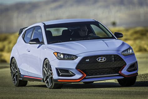 2019 hyundai models hyundai veloster n could get dual clutch transmission in 2019