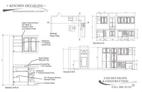 Kitchen Floor Plans And Elevations Tag For Sectional Elevation Of Kitchen Rooms Sectional