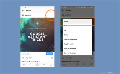 go section com how to hide or archive your instagram photos