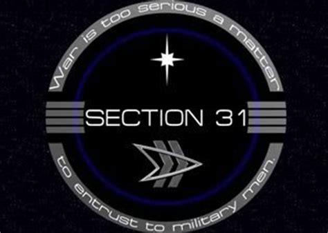 section 31 star trek section 31 star trek symbols badges pinterest