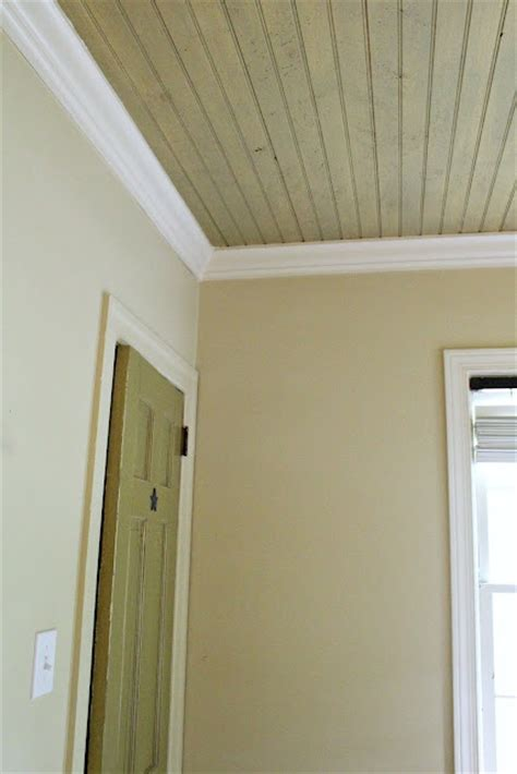 beadboard bathroom ceiling beadboard ceiling bedroom deco ideas