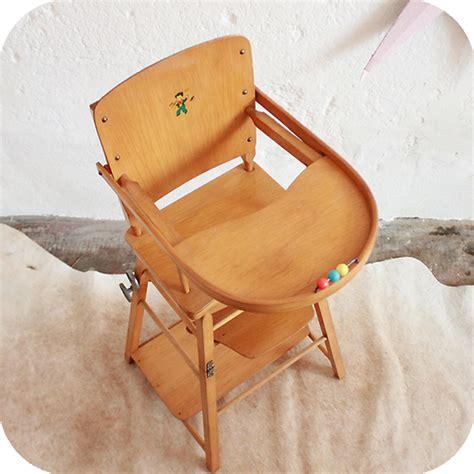 jouet chaise haute jouet vintage chaise haute poup 233 e vintage atelier du