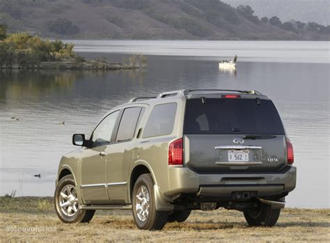 how petrol cars work 2004 infiniti q navigation system infiniti qx56 specs 2004 2005 2006 2007 2008 2009 2010 autoevolution