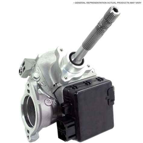 power steering motor chevrolet equinox power steering assist motor parts view