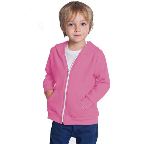 Child Sweatshirt 3 boys plain hoodie hoody sizes age 3 13 years school zipper sweatshirt ebay
