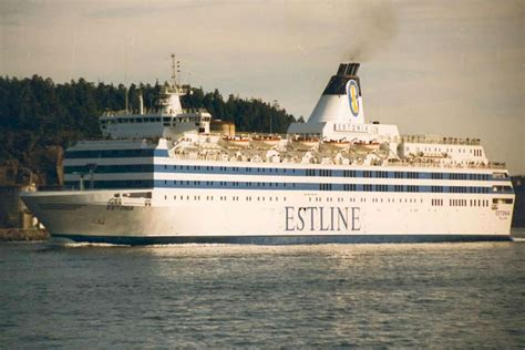 schip estonia ms estonia sank in baltic sea killing 852