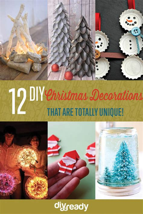 Diy Christmas Decorations For Room