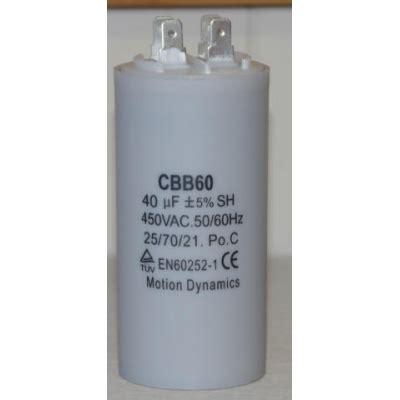 ac capacitor codes 40 181 f 500v ac start run capacitor cbb60