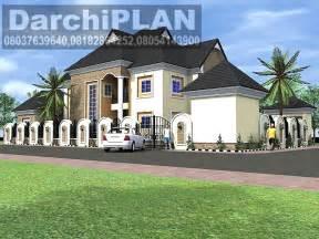 3 Bedroom Duplex Designs In Nigeria by Nigeria Building Style Architectural Designs By Darchiplan