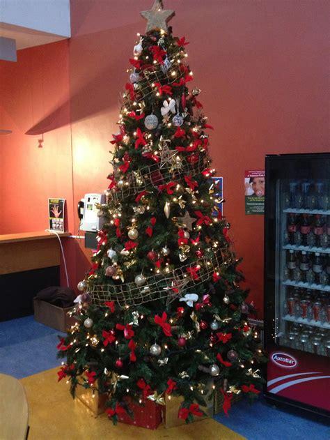 corporate christmas trees florist limerick